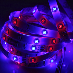 16 Feet 300 LED Waterproof RGB Light Strip With IR Remote Control - BoardwalkBuy - 5