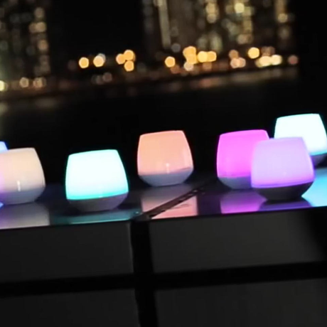 Playbulb Color LED Flameless Candle with Bluetooth and App Control
