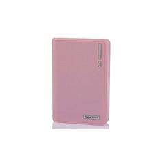 External Back-Up 12000mAh USB Battery - Assorted Colors