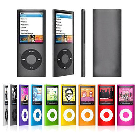 MP4 Player - Assorted Colors