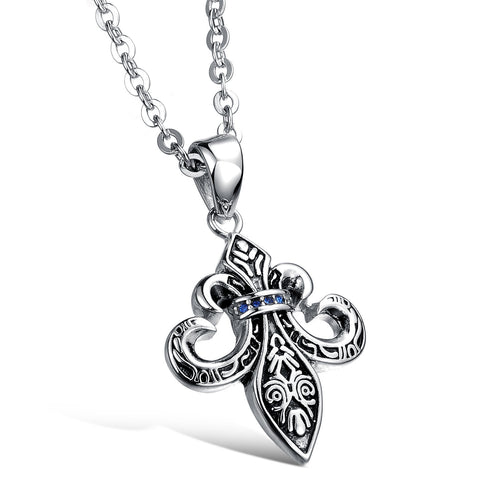 Armour Men's Stainless Steel Necklace