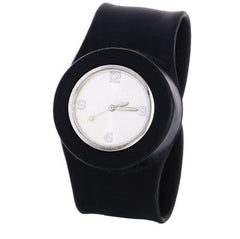 Silicone Slap On Watches - 8 Colors Available