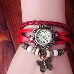 Butterfly Wrap Watch