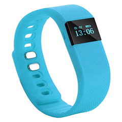 Bluetooth TW64 Smart Wristband Fitness Watch and Sleep Tracker - Assorted Colors