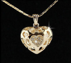 Eternal Heart Necklace