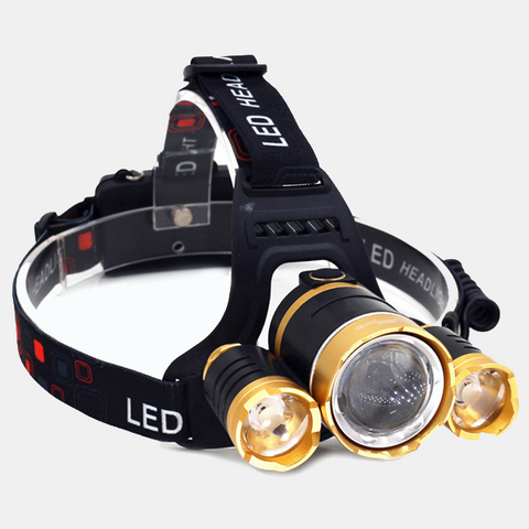 10000LM LED Waterproof Headlamp