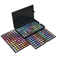 Ultimate 250 Eyeshadow ,  - MyBrushSet, My Make-Up Brush Set  - 10