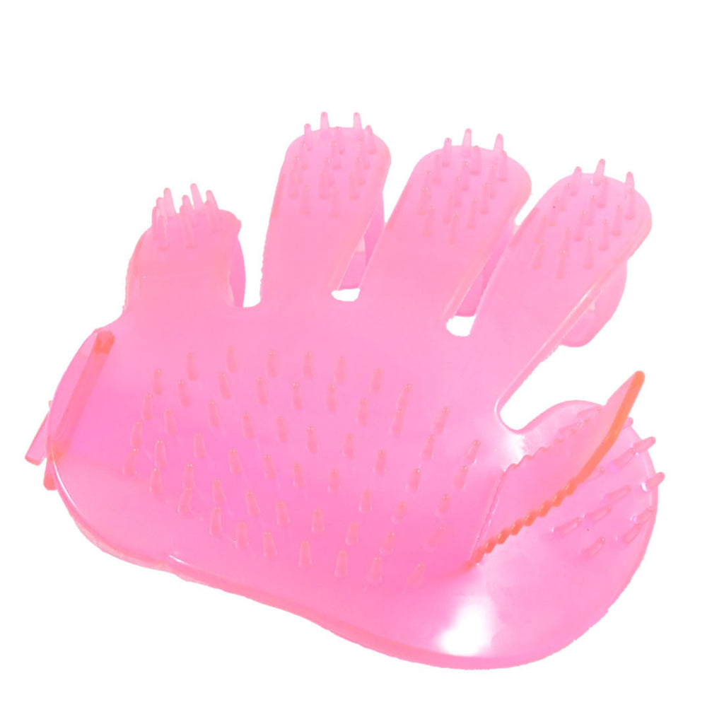 Pet Bath Brush - Assorted Colors