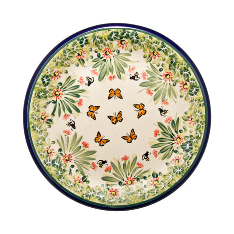 Eva's Collection exclusive Polish Pottery design style Spring