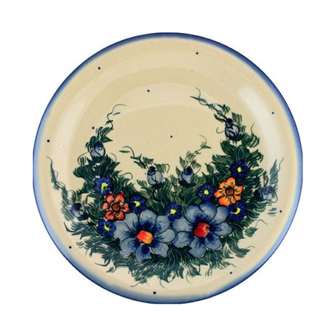 Eva's Collection exclusive Polish Pottery design style Wild Field