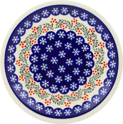 Boleslawiec Polish Pottery Dinner Plate