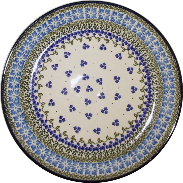 Boleslawiec Polish Pottery Dinner Serving Plate nr.CA885
