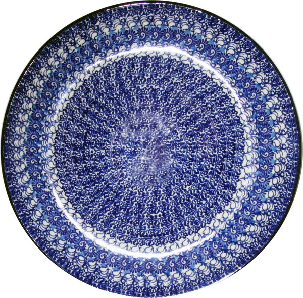 Boleslawiec Polish Pottery Dinner Serving Plate nr.CA1488