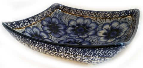 Boleslawiec Polish Pottery Unikat medium Serving Bowl