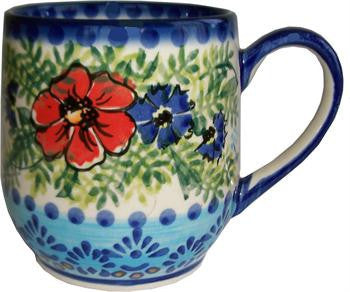 Polish Pottery Ladies MugVeronica