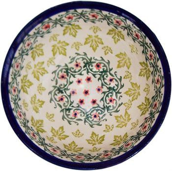 Polish Pottery Cereal or Chili BowlVermont