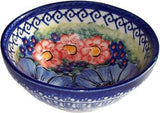Polish Pottery Bowl SmallIsabelle