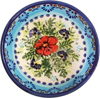 Polish Pottery Bowl SmallVeronica