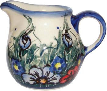 Polish Pottery CreamerWild Field