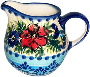 Polish Pottery CreamerVeronica