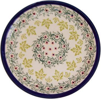 Polish Pottery Dessert or Salad PlateVermont