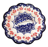 Egg Plate BMaple Leaf