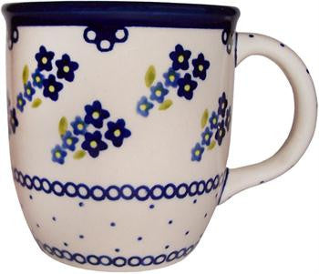 Coffee or Tea MugForget-Me-Not
