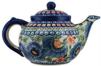 Polish Pottery Tea PotPatricia