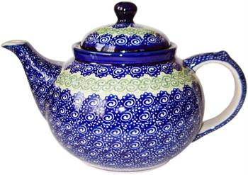 Polish Pottery Tea PotAlex