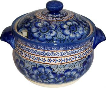 Soup Tureen or BakerBlue Garden