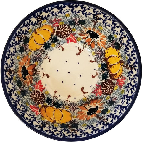 Boleslawiec Polish Pottery Cereal Bowl Chili bowl Unikat 4741