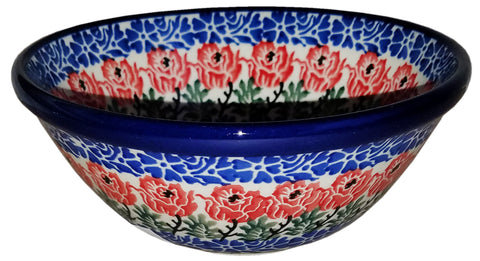 Boleslawiec Polish Pottery UNIKAT Cereal Bowl 1393