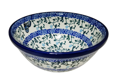 Boleslawiec Polish Pottery UNIKAT Cereal Bowl 1934