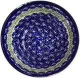 "Boleslawiec Polish Pottery UNIKAT Large Serving or Mixing Bowl ""Alex"""