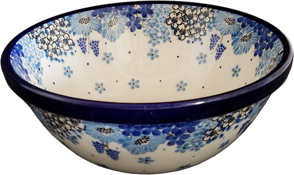 Boleslawiec Polish Pottery UNIKAT Cereal Bowl 4657