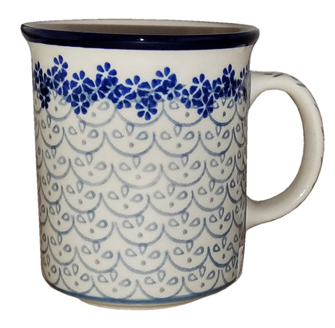 Boleslawiec Polish Pottery 10 oz Coffee or Tea Mug 577
