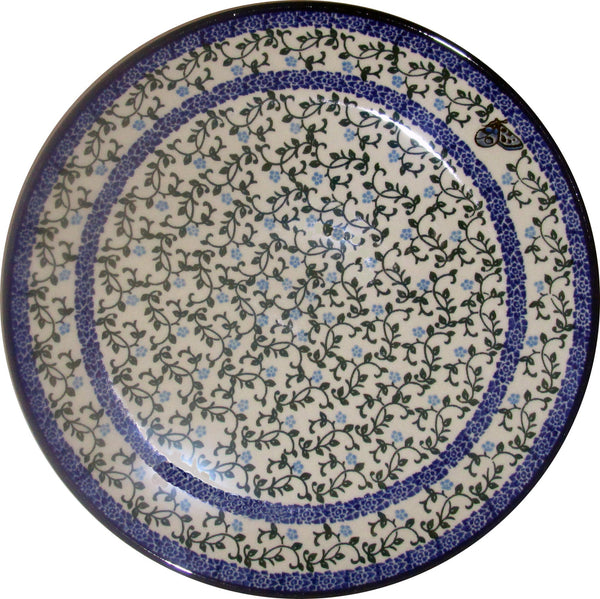 Boleslawiec Polish Pottery Dinner Serving Plate 1934