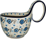 Boleslawiec Polish Pottery Loop Bowl 1954