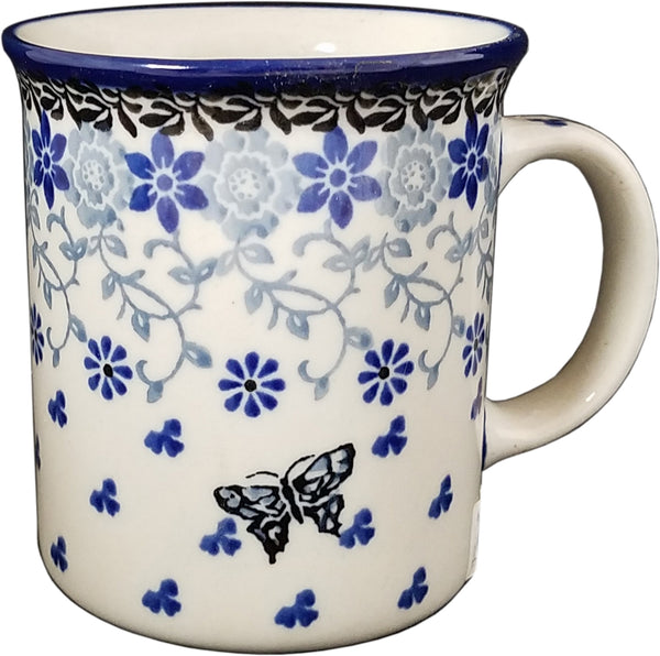 Boleslawiec Polish Pottery 10 oz Coffee or Tea Mug 1941