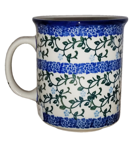 Boleslawiec Polish Pottery 10 oz Coffee or Tea Mug 1934