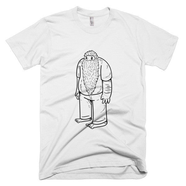 The Lonely Giant Short sleeve men's t-shirt