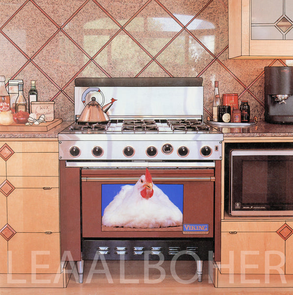 What's Cooking? Not Me! Metal Print