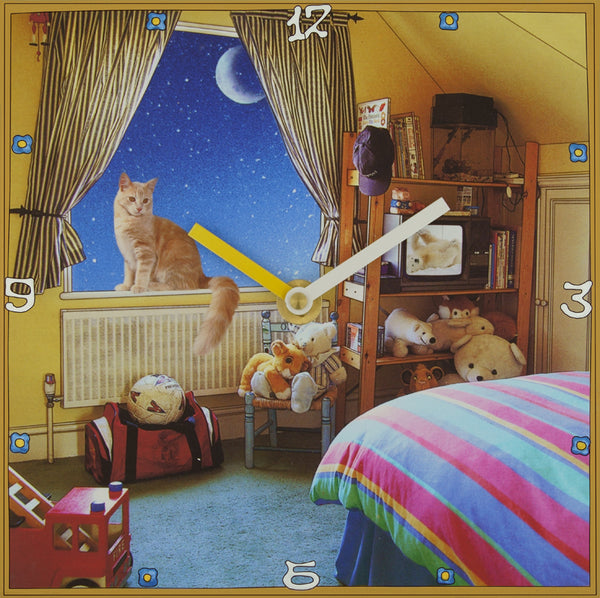 Sweet Dreams Colllage Clock