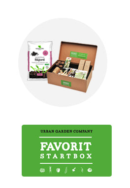 Favorit Startbox fra Urban Garden Company