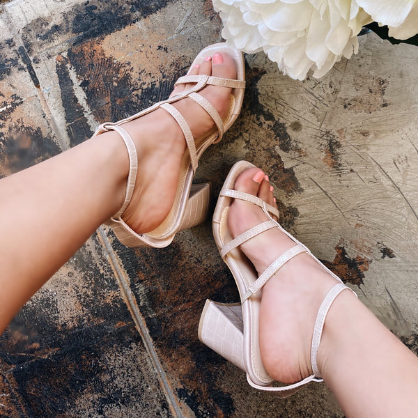 Nude Perfection Heel