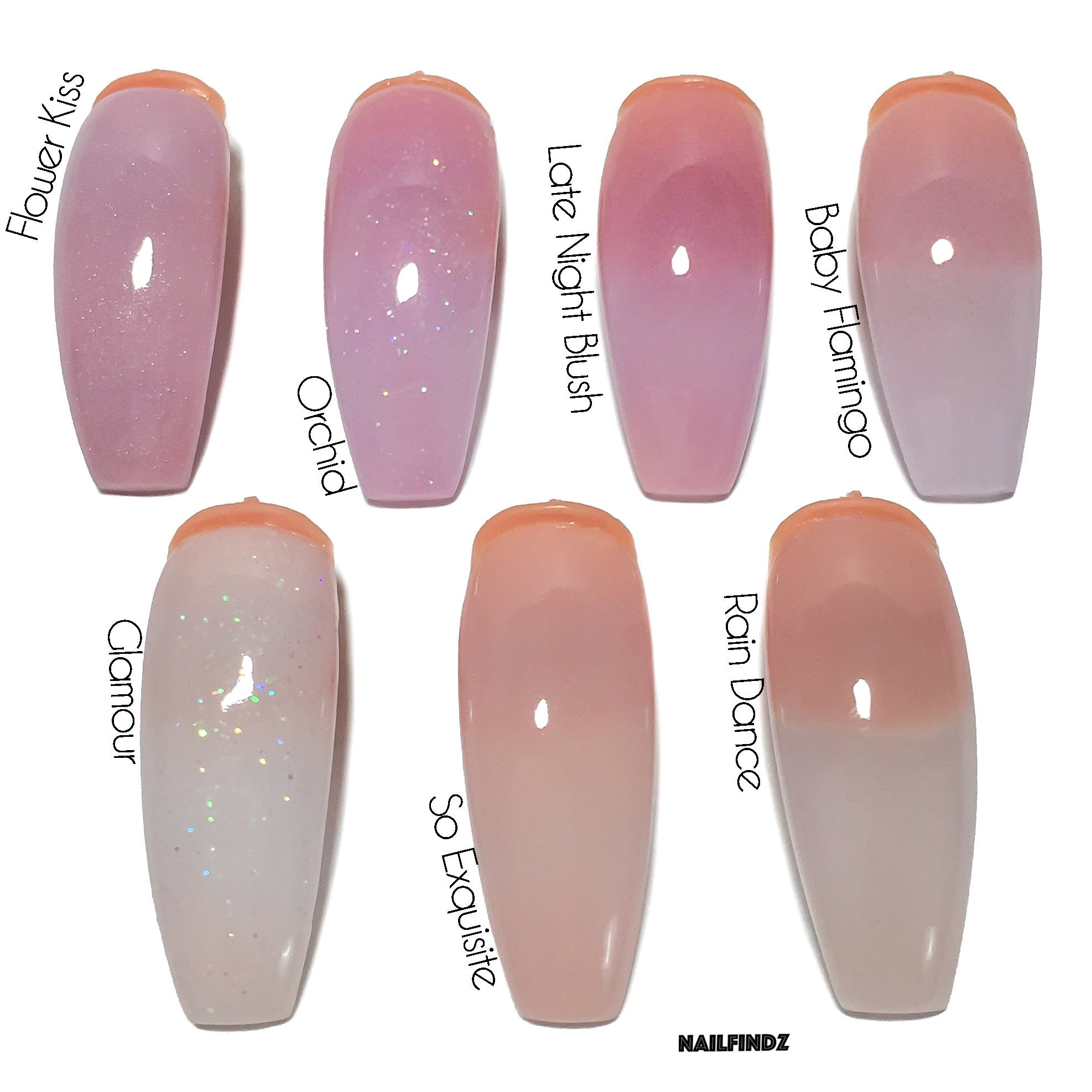 LED/UV Gel Top Coat by Lush Nailz - Nail Findz