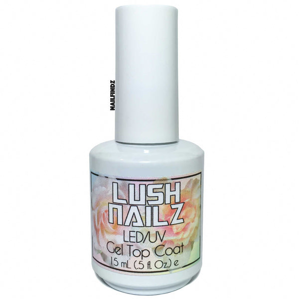 LED/UV Gel Top Coat by Lush Nailz