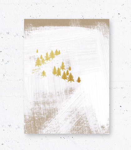 LITTLE FOREST, gull/gold