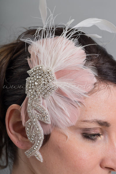 Feather Hair Piece - CaTina