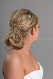 Wedding Hair Swag, Bridal Hair Vine - Janelle